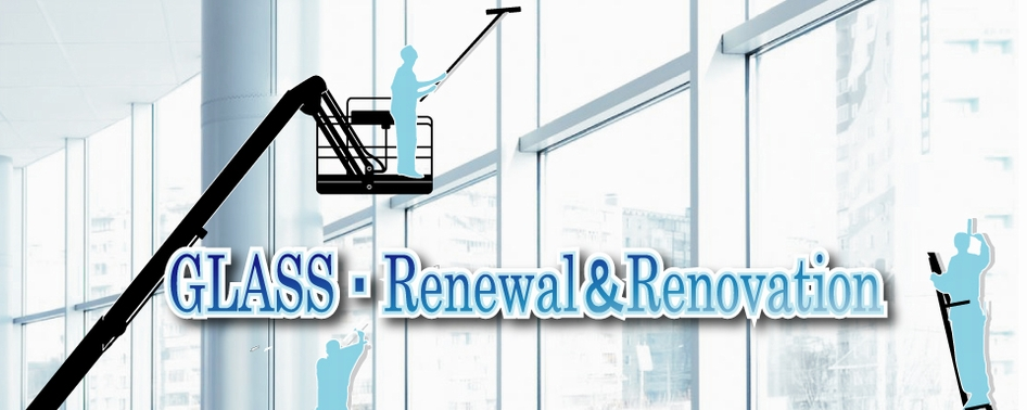 クリアシールド ClearShield GRS Glass Renewal Service Renewal&Renova