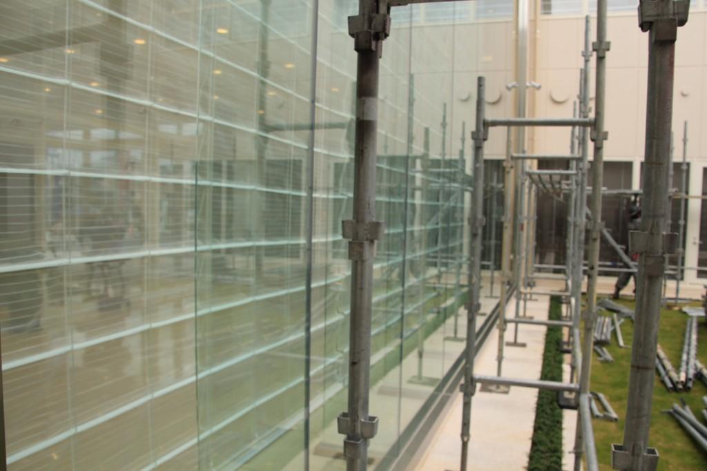 クリアーシールド ガラス 汚れ防止コーティング 撥水