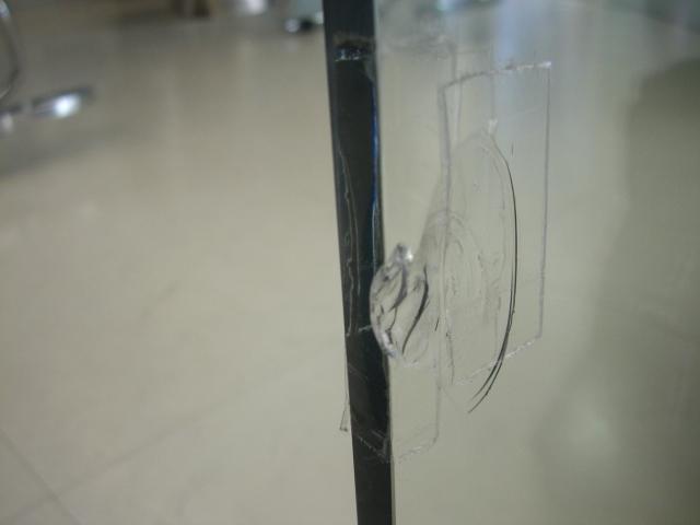 ガラス 傷 修復 消し 補修 研磨 磨き 交換 リペア 補修